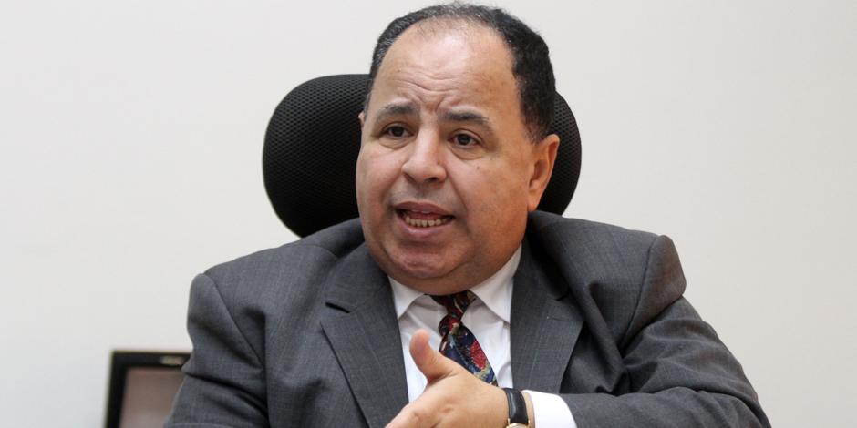 وزير المالية: تسريع وتيرة العمل بمشروع ميكنة الوثائق التاريخية فى «دار المحفوظات»