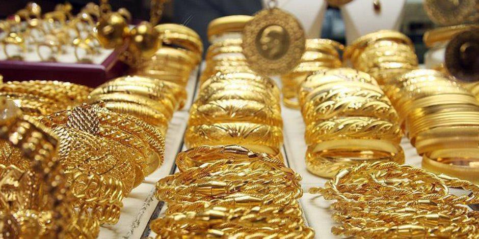 تراجع طفيف فى سعر الذهب.. وعيار 21 يسجل 832 جنيها للجرام