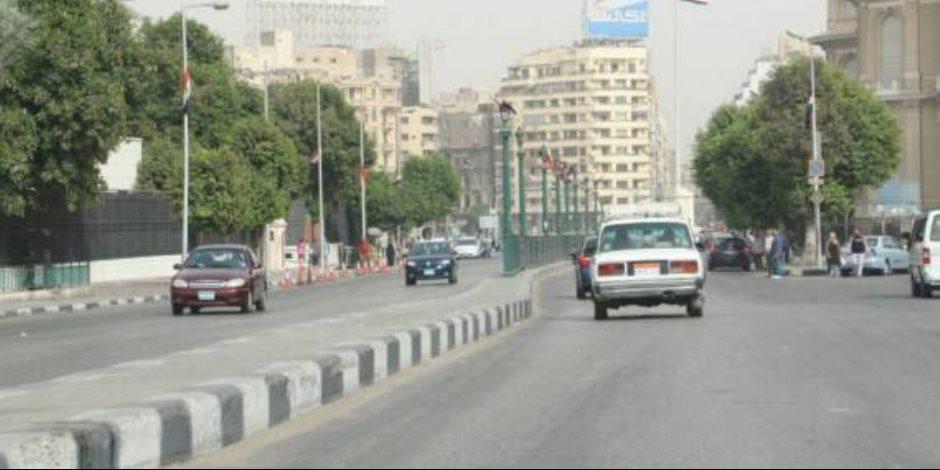 طريقك سالك.. سيولة مرورية بمحاور وميادين القاهرة