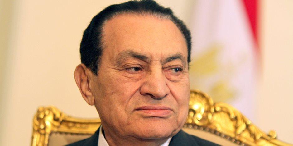 علاء مبارك: والدي بخير بعد إجرائه عملية جراحية