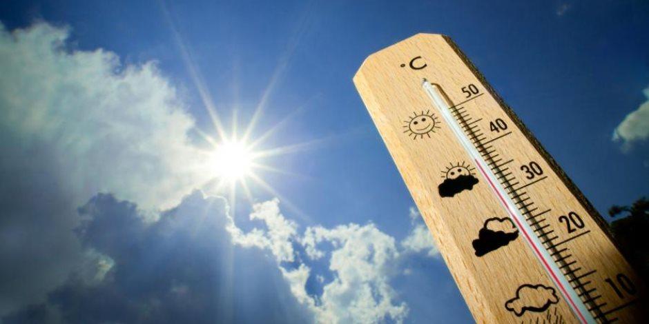 الأرصاد: طقس الإثنين حار على الوجه البحرى.. والقاهرة 37 درجة