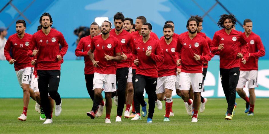 موسكو ليست في أمان.. المنتخب المصري يهدد مرمى روسيا بعد 30 دقيقة من المباراة
