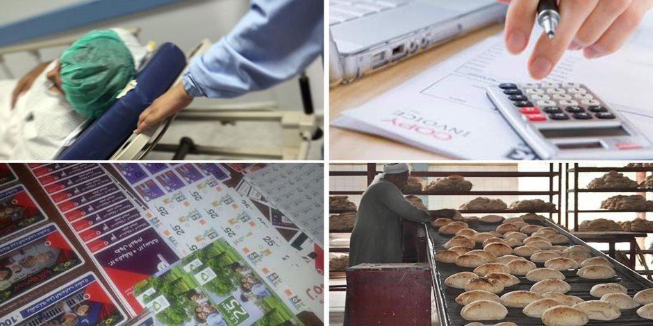 التموين والصحة والتعليم والزراعة.. وزارات في مرمى نيران الشائعات