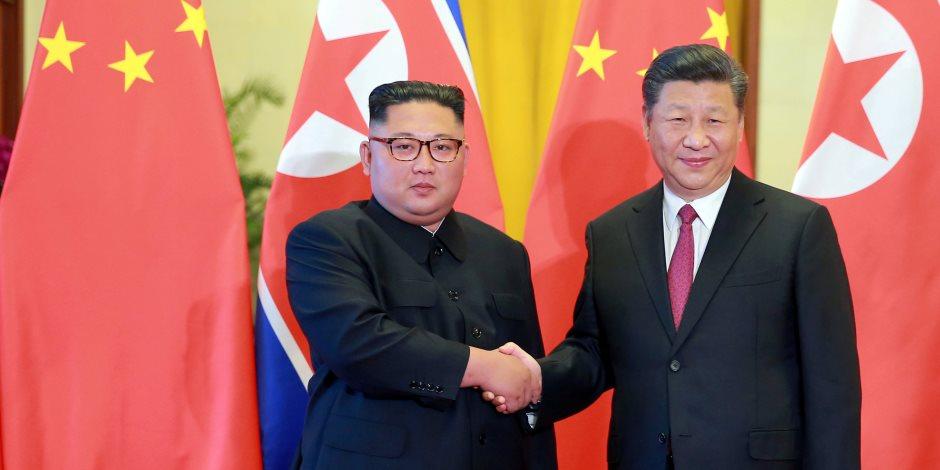 خطوة جديدة لنزع سلاح كوريا الشمالية.. هل تخلت الصين عن كيم تقربا من ترامب؟ ( صور )
