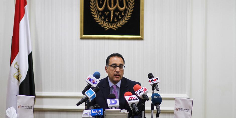علي هامش منتدى شباب العالم.. مدبولي: الرئيس كلف بالاهتمام بالصحة والتعليم