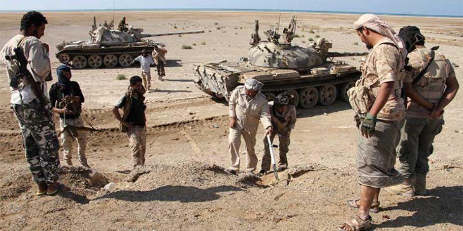 الحوثي يعطل البحر والجو والبر.. التحالف العربي يكشف انتهاكات مليشيا إيران