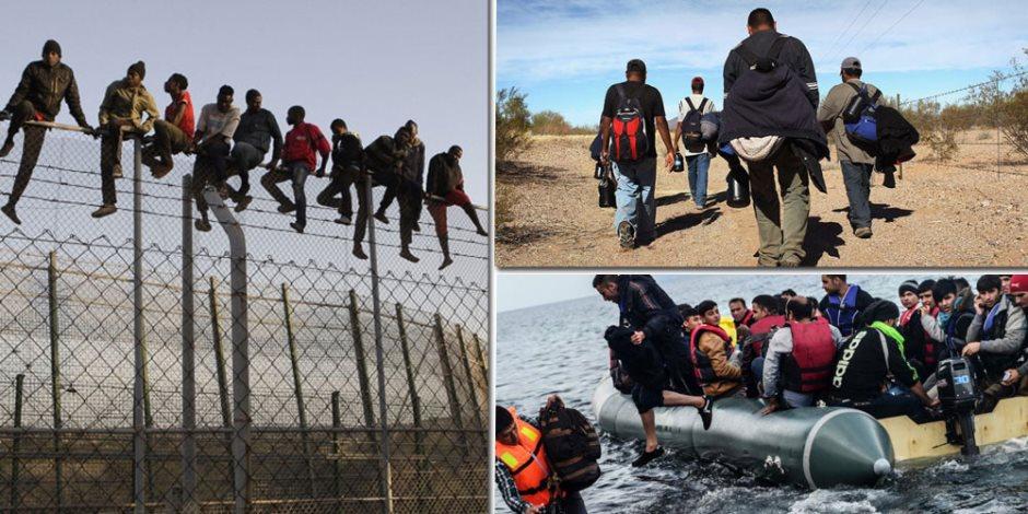 بمشاركة الاتحاد الأوروبي.. التضامن: تشكيل لجنة لبحث تطبيق برنامج العودة ومكافحة الهجرة غير الشرعية