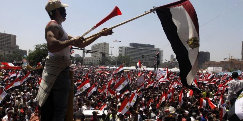 قصة إحباط مخطط أمريكي صهيوني إخواني ضد مصر.. «فريدة» تستعيد أمجاد 30 يونيو