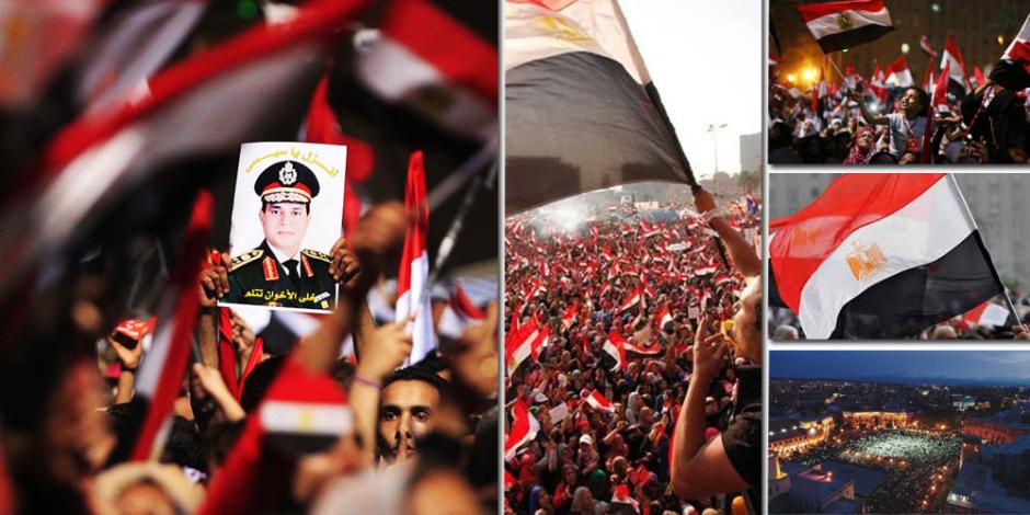 في الذكرى الـ 6 لثورة 30 يونيو.. شعب استرد عافيته