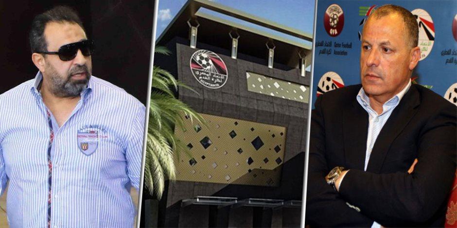 هل يخضع أبو ريدة وشلته للمحاكمة؟.. 8 اتهامات لاتحاد الكرة على مكتب النائب العام