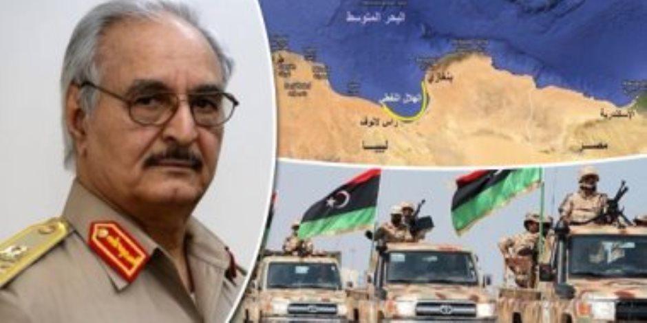 الجيش الليبي vs الميليشيات.. وهذا موقف المجتمع الدولي