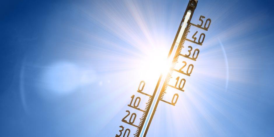 الأرصاد: طقس الغد حار على الوجه البحرى والعظمى بالقاهرة 37