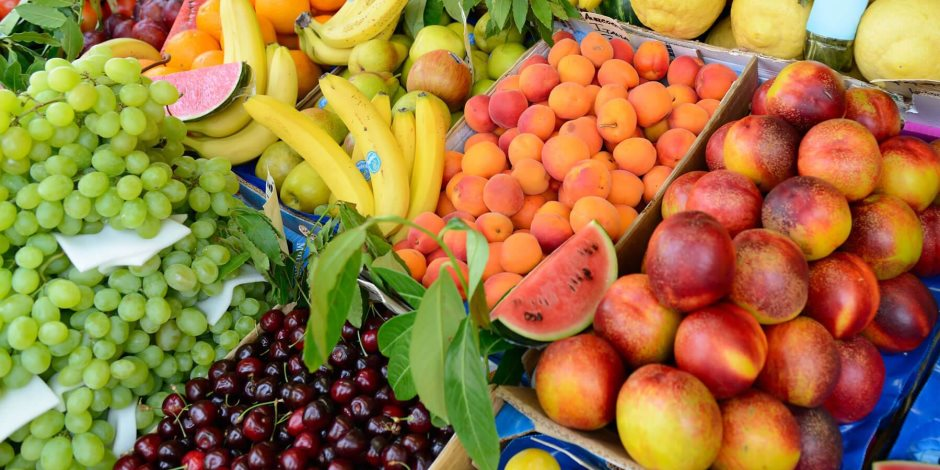 أسعار الفاكهة اليوم السبت 30-6-2018 في سوق العبور