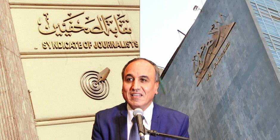 هل أفلس الأستاذ عبد المحسن سلامة؟.. قصة الفشل المستمر من الأهرام لنقابة الصحفيين