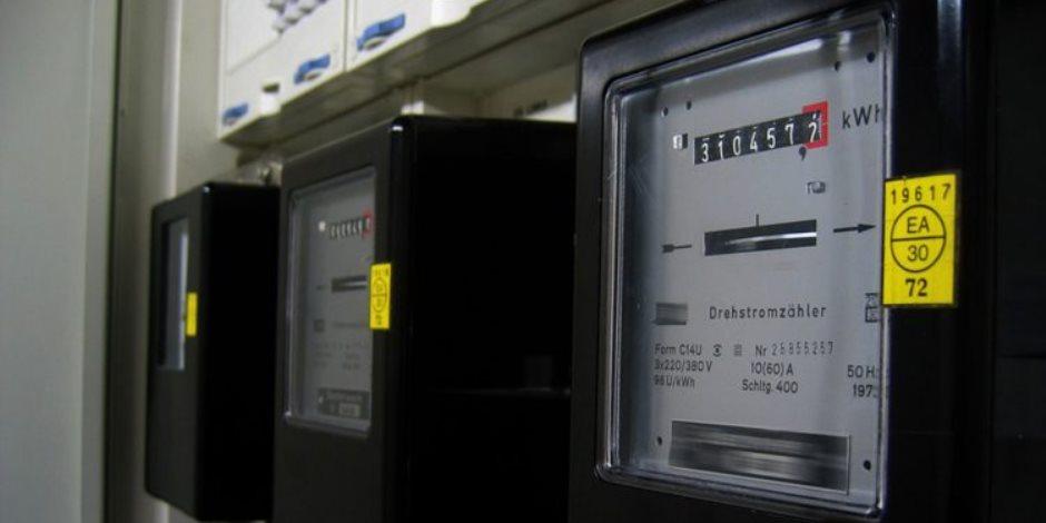 الانتهاء من تركيب مليون عداد كهربائي مسبوق الدفع في «جنوب الدلتا».. وهذه مميزاته