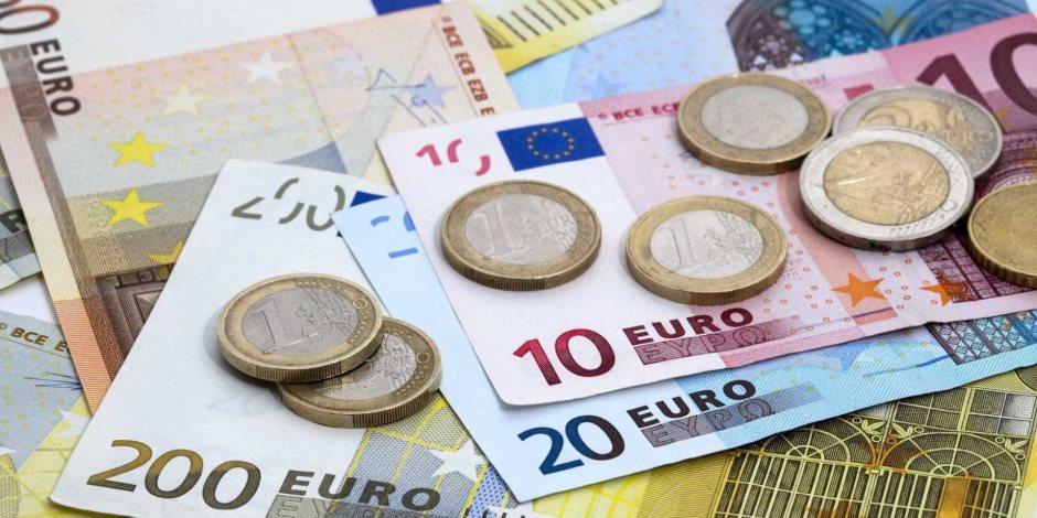 سعر اليورو اليوم الاثنين 16-7-2018 وارتفاع العملة الأوروبية