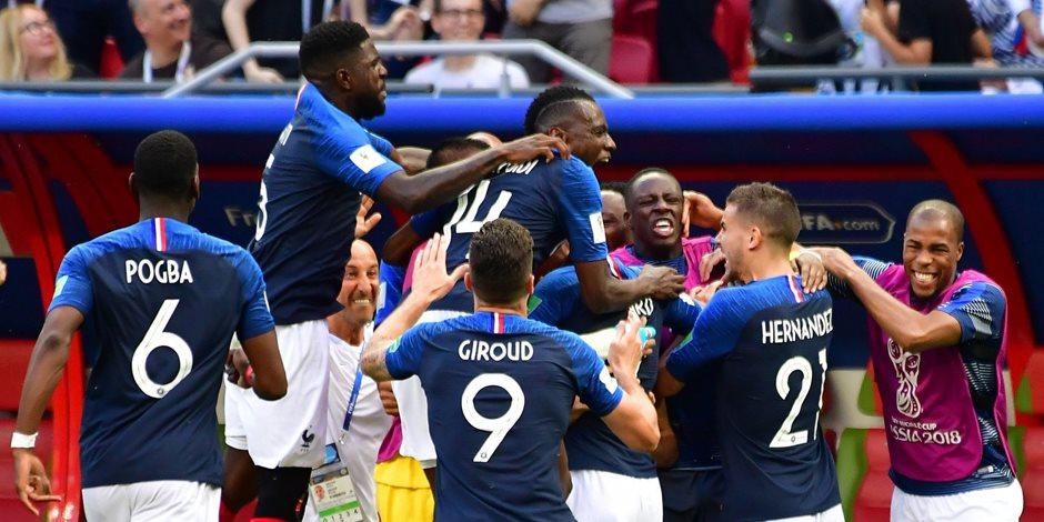 أوروجواي ضد فرنسا مشاهدة المباراة بث مباشر اليوم في كأس العالم 2018 أون لاين يوتيوب