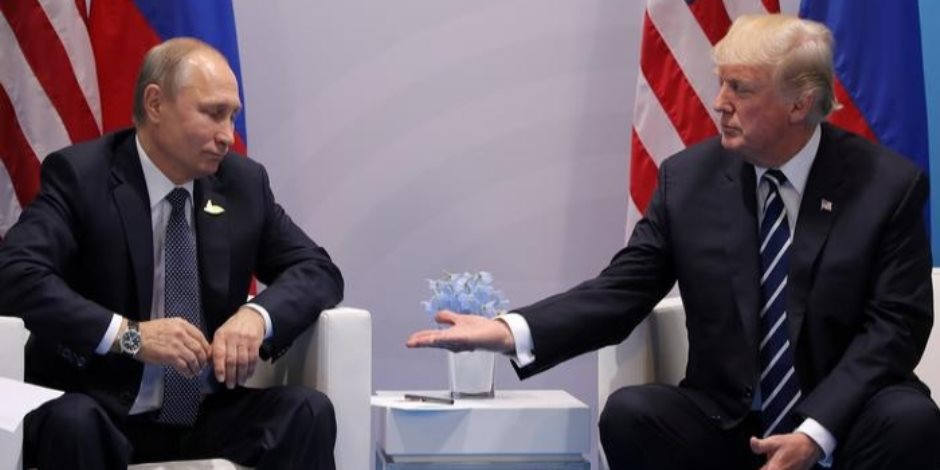 سوريا وأوكرانيا كلمة السر.. ترامب يكشف تفاصيل لقائه المرتقب مع بوتين