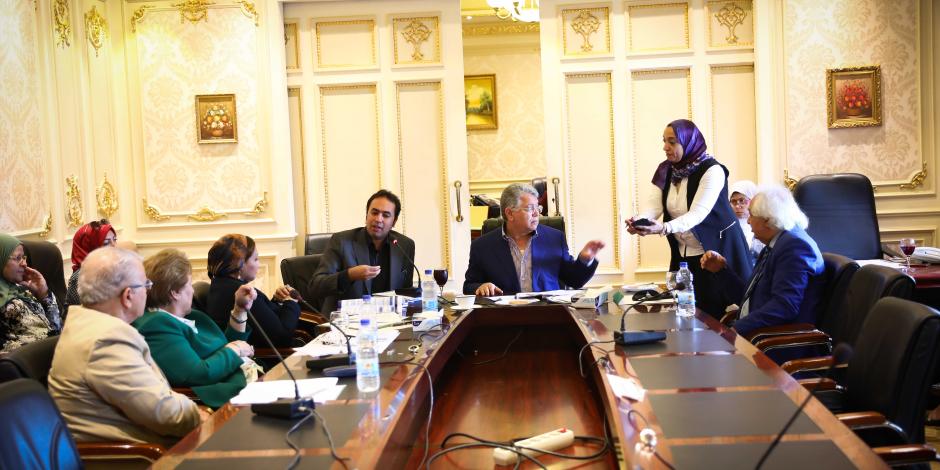 """اليوم.. 4 اجتماعات لـ""""تعليم البرلمان"""" لمناقشة تعديلات قانون الملكية الفكرية"""