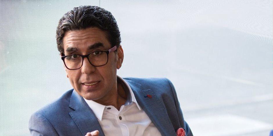 محمد ناصر يهاجم عزمي وفضل.. لماذا فضح الإرهابي «الجاسوس ومؤلف حاحة وتفاحة»؟