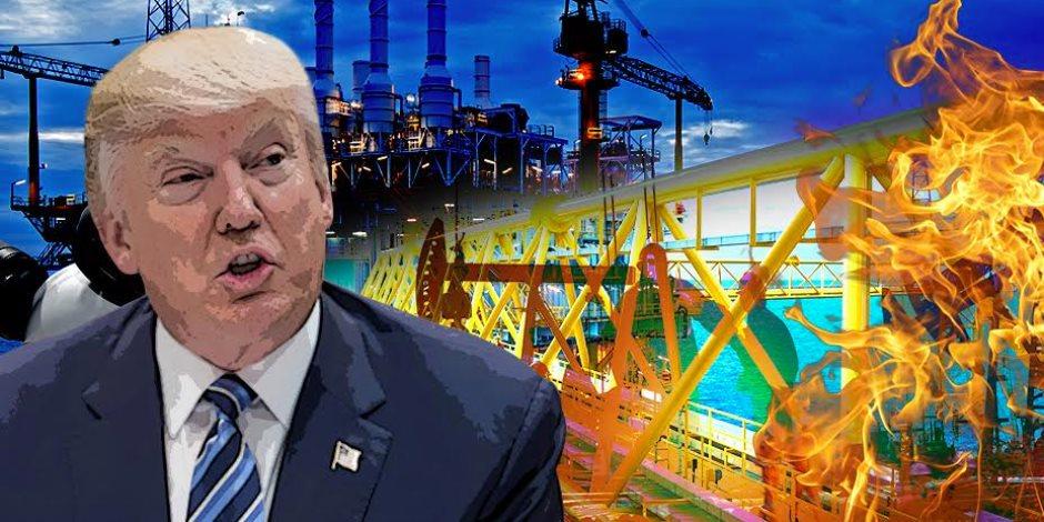 هل يتراجع النفط أم تتراجع واشنطن؟.. دونالد ترامب يجلس فوق برميل بترول مفخخ