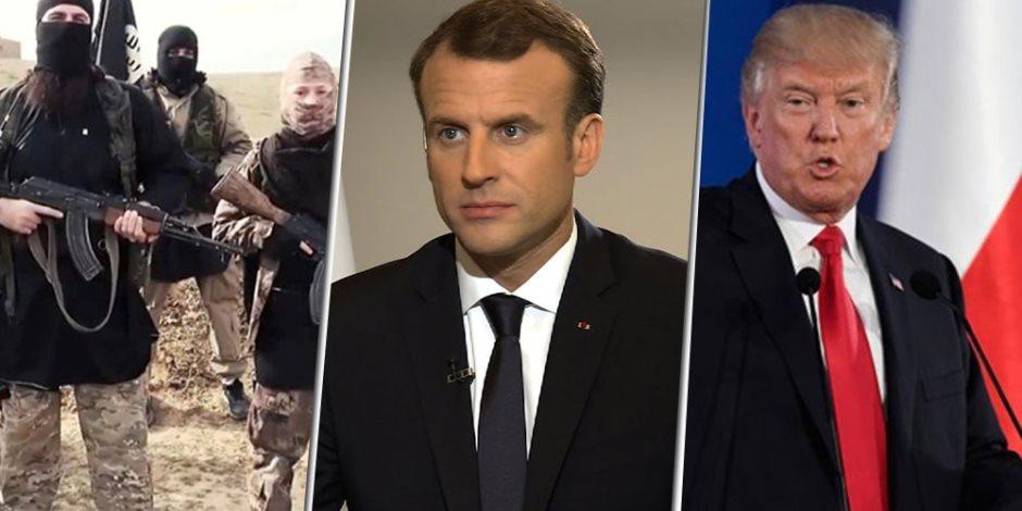 واشنطن وباريس وزيران في حكومة داعش.. معادلة غربية جديدة لدعم الإرهاب في سوريا