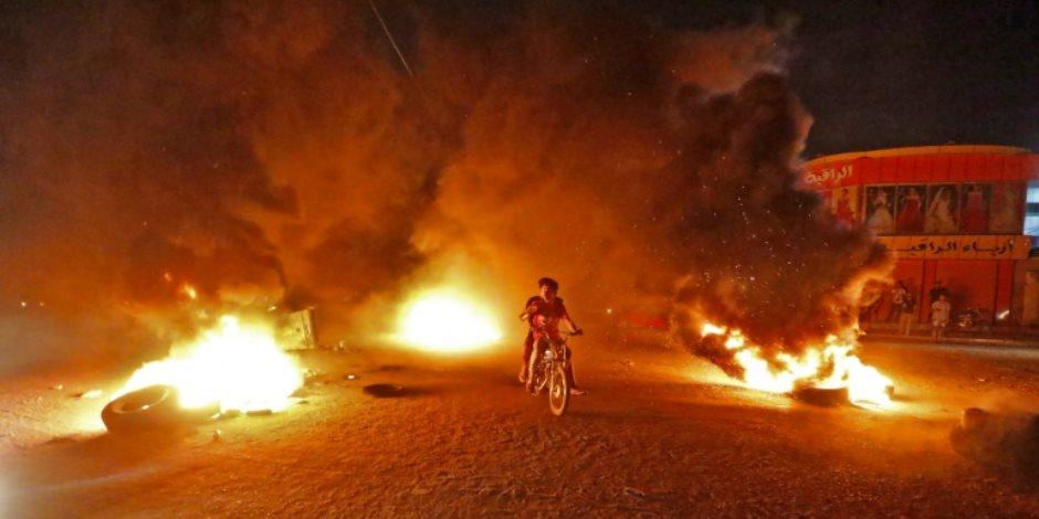 «الاحتجاجات والأماكن والأسباب».. ماذا يحدث في جنوب العراق؟