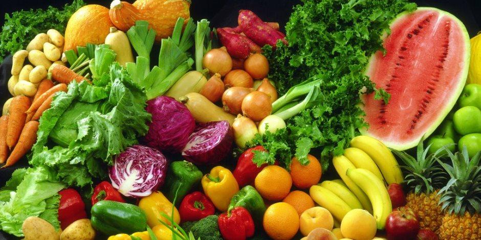 أسعار الخضروات والفاكهة اليوم السبت 14/ 7/ 2018 (صور)