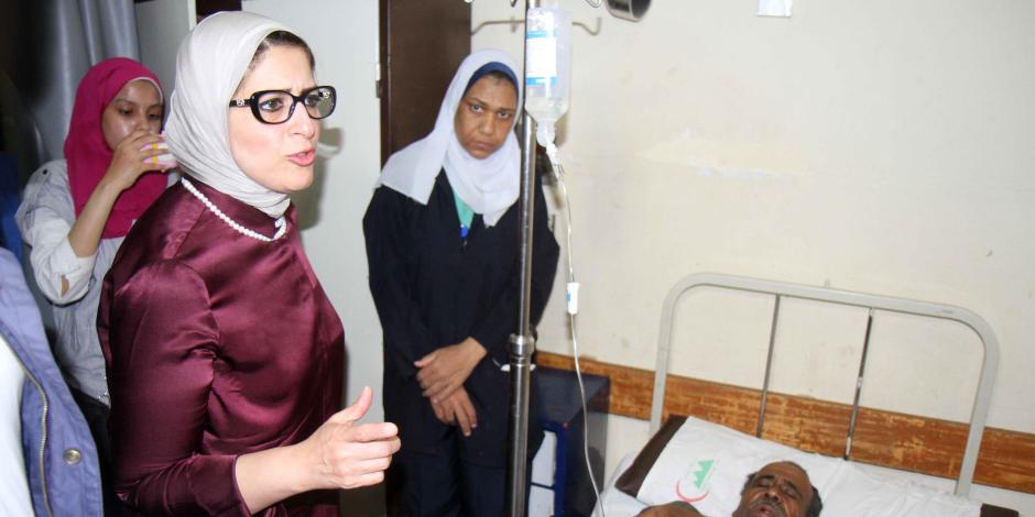 إحالة نائب مدير مستشفى نويبع وطبيب للمحاكمة بسبب التقصير مع «مريض» والتسبب في وفاته