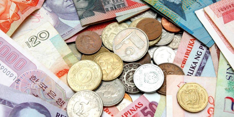 أسعار العملات الأجنبية اليوم الثلاثاء 22-10-2019.. الريال السعودي يواصل الهبوط