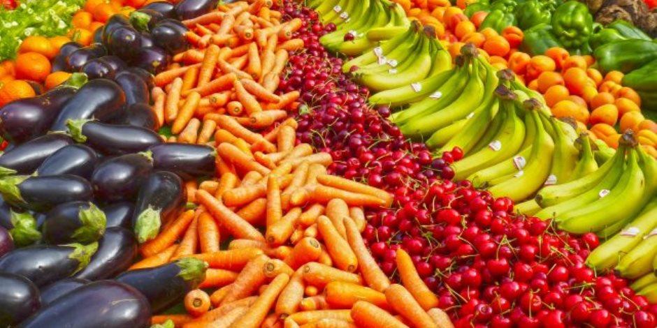 انخفاض أسعار الخضروات والفاكهة ..الطماطم بـ2 جنيه