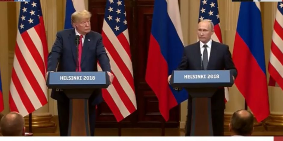 """بوتين يحرج ترامب أمام واشنطن.. الرئيس الروسي يخرج من قمة """"هلنسكي"""" منتصرا"""