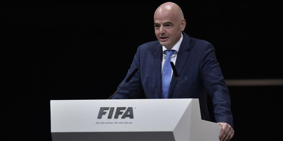 الفيفا يدرس الاحتمالات.. موقع برازيلي يشكك في قدرة قطر على تنظيم مونديال 2022