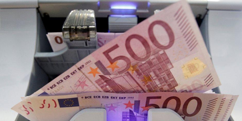 استقرار أسعار الدولار وانخفاض اليورو أمام الجنيه المصري في تعاملات اليوم الخميس 18-6-2020