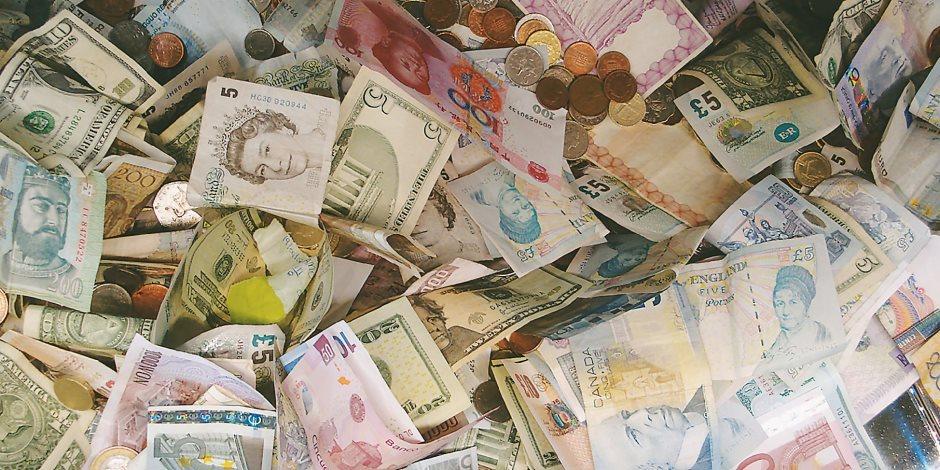 أسعار العملات اليوم الأربعاء 3-4-2019 فى مصر