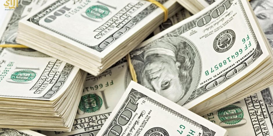 الدولار يتراجع 25 قرشاً بالبنك المركزى فى 20 يوما.. ويسجل 16.24 جنيه للشراء