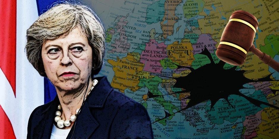 مطرقة بريكست وبلّورة بروكسل.. هل تكون بريطانيا بداية انهيار الاتحاد الأوروبي؟