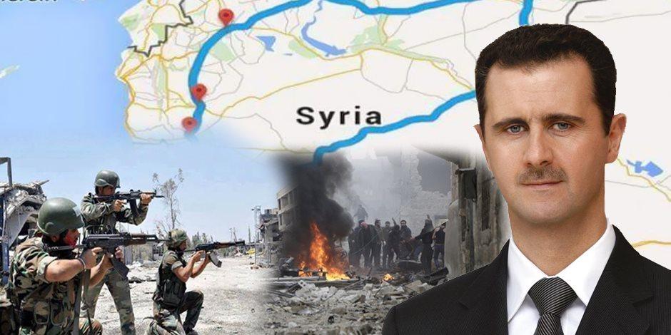 حدث مهم في سوريا قريبا.. هل ينتهي صراع الـ 8 سنوات بيد عربية؟