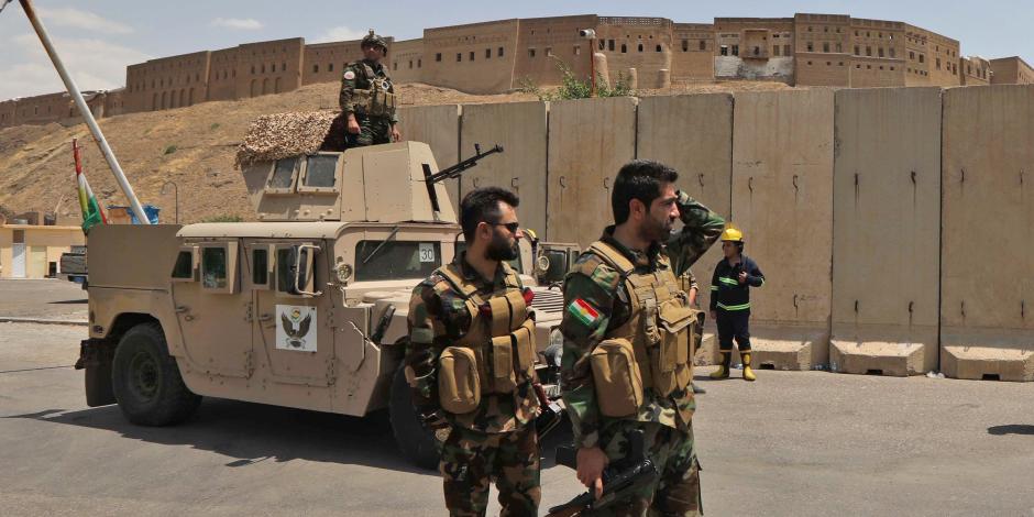 القوات العراقية تلاحق فلول التنظيم: تدمير نفق داعشي بطول 100 متر في كركوك