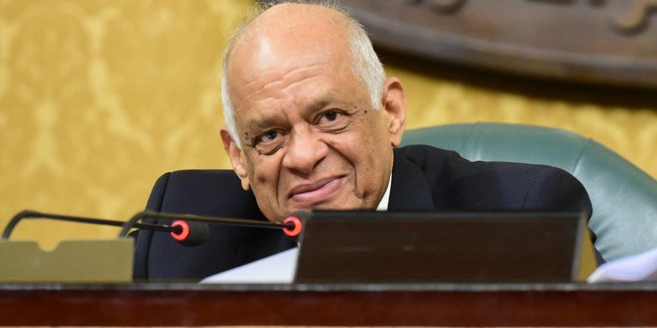 1095 يوما برلمانيا.. كيف وصف عبد العال 3 سنوات من العمل البرلماني؟