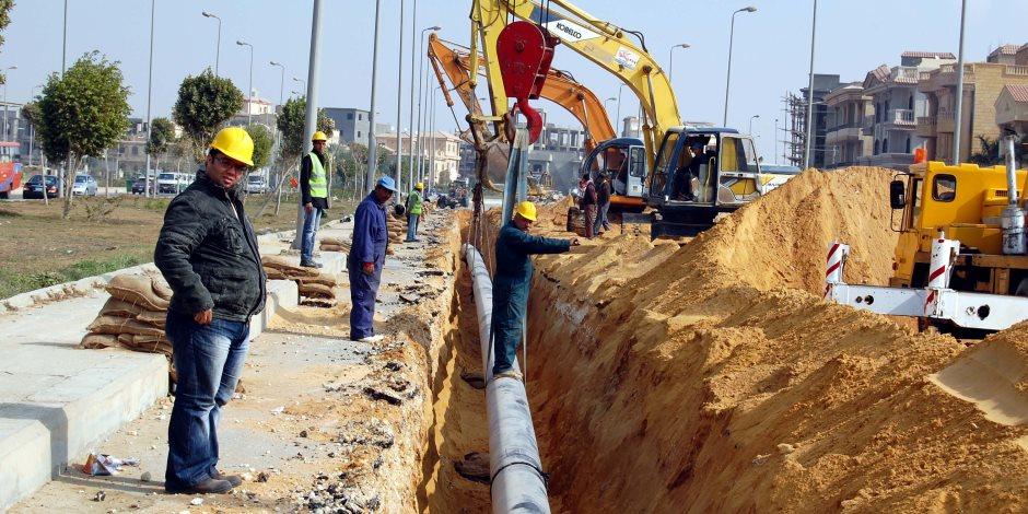 البترول: توصيل الغاز لـ4 ملايين وحدة سكنية خلال 5 سنوات