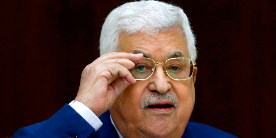 وصول الرئيس الفلسطيني مقر افتتاح مسجد وكنيسة العاصمة الإدارية