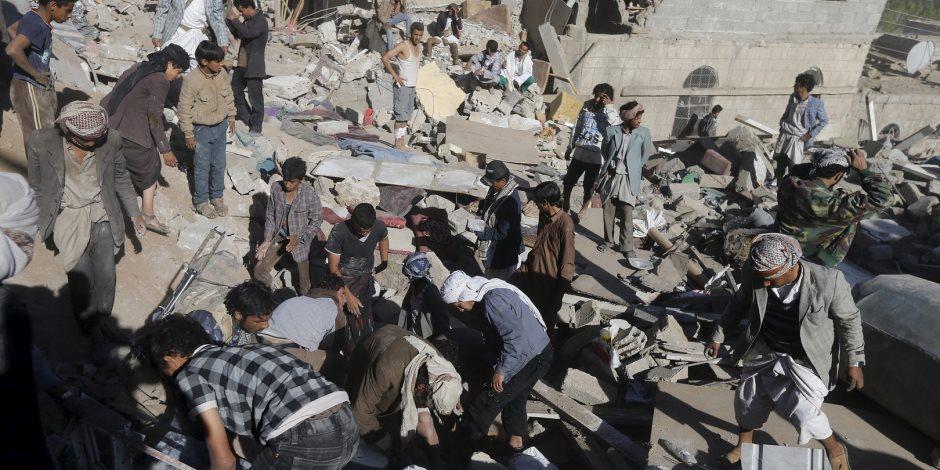 لماذا ركزت غارات التحالف العربي على القيادات الميدانية لميليشيات الحوثيين؟