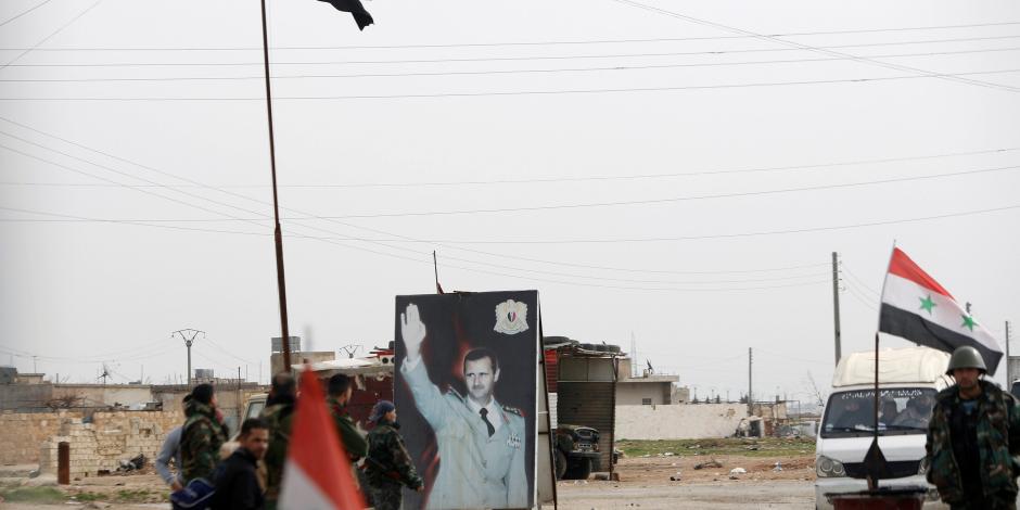 آخر التطورات في سوريا.. الجيش يطهر «الجنوب» والأردن يحصن حدوده ضد داعش
