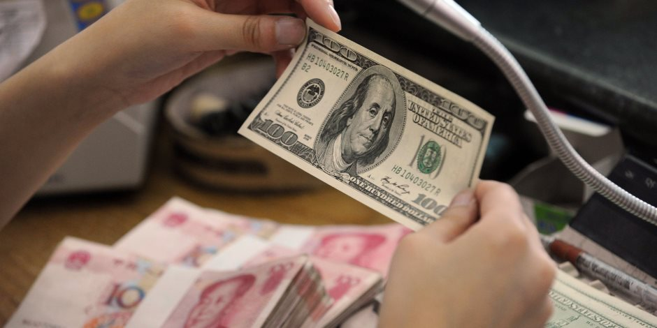 الدولار يواصل تراجعه امام الجنيه ليفقد 14 قرشا  خلال 5 ايام