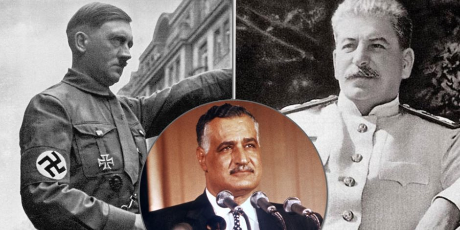 شنبات يقف عليها التاريخ.. قصص طريفة ومدهشة عن شوارب هتلر وستالين وجمال عبدالناصر