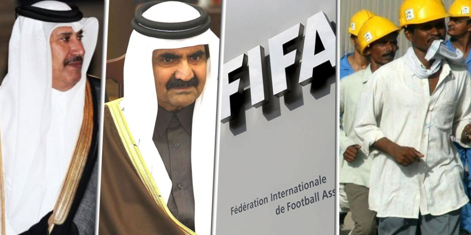 مونديال الدم والفساد والإرهاب.. قطر تنظم كأس العالم 2022 على جثث العمالة الآسيوية