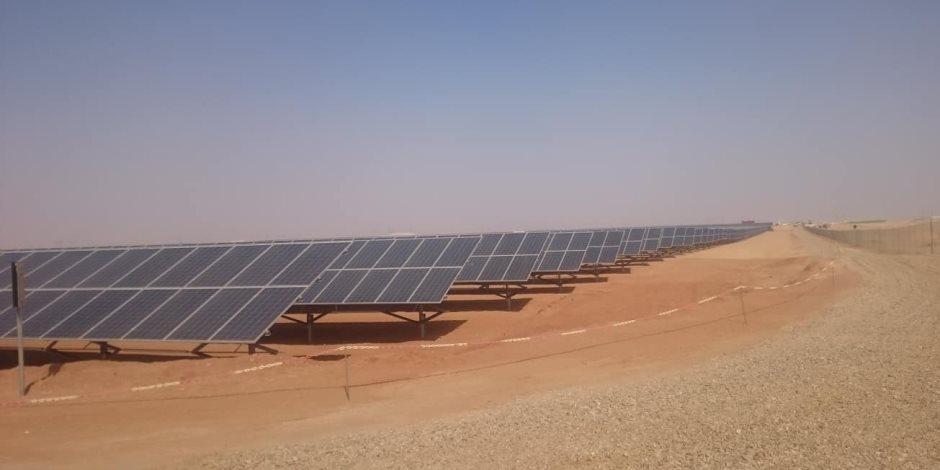 المزرعة العملاقة.. أمل مصر في الطاقة المتجددة
