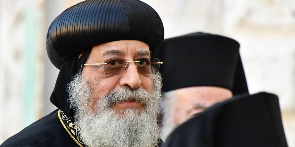 نظمتها الكنيسة الأرثوذكسية.. قصة صورة فازت في مسابقة «مصر جميلة»