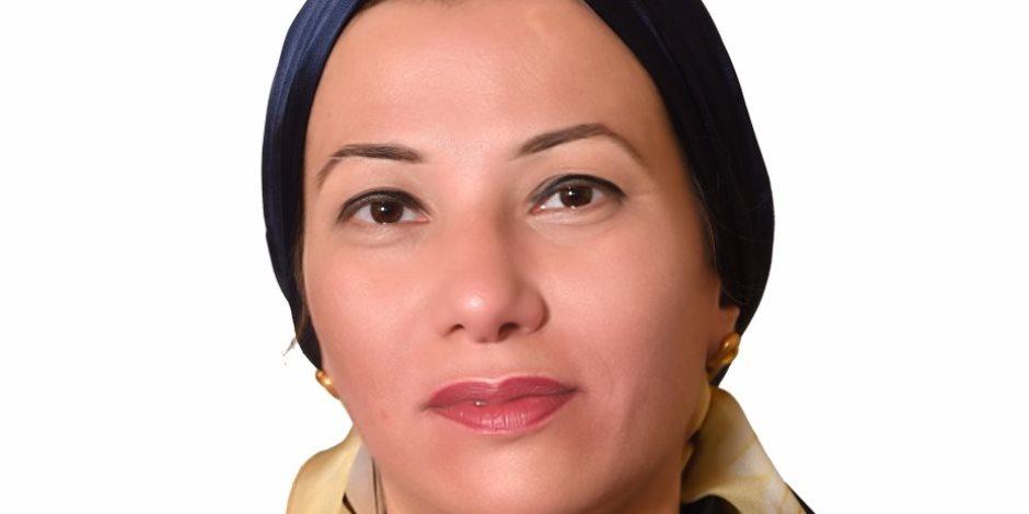 وزيرة البيئة ردا على انتقاد نائب لها تحت القبة: «تعلمت أدرس الحاجة كويس»